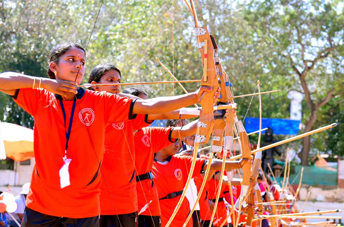 34th Thalakkal Chanthu Archery Competion